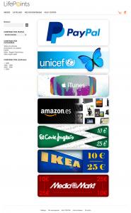 Lifepoints, la mejor página de encuestas para ganar cheques de Amazon