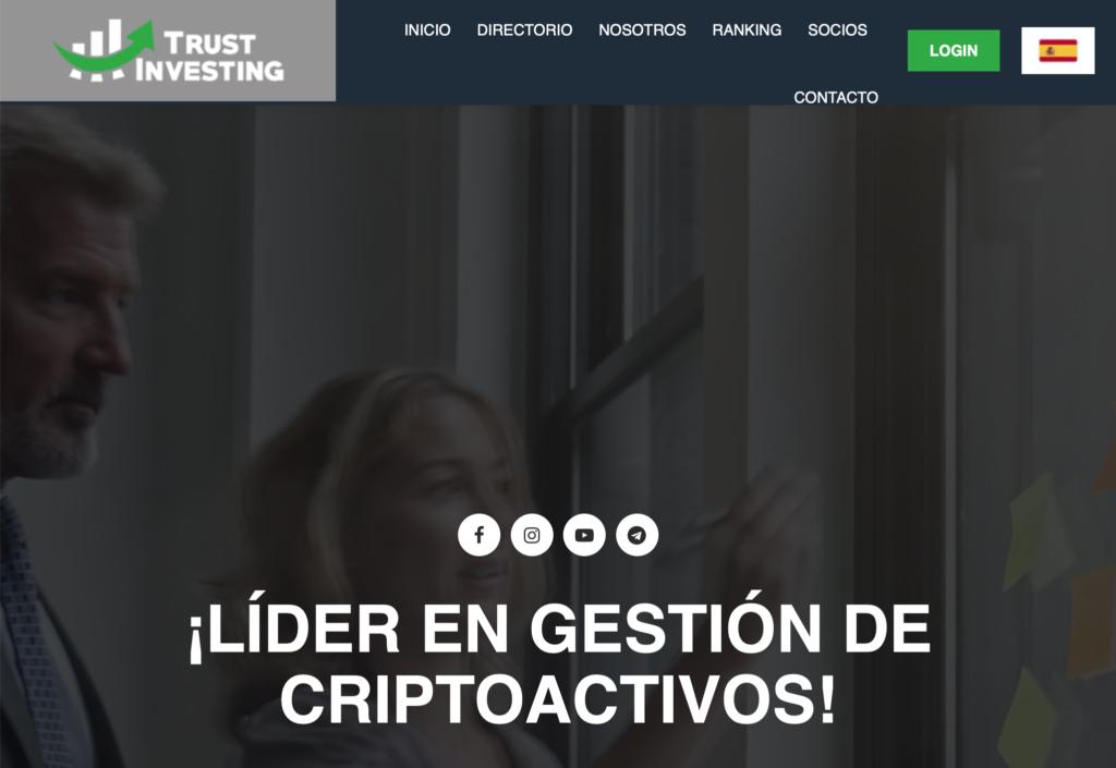 trustinvesting inversiones criptomonedas