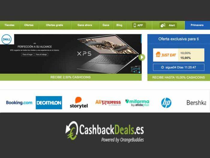 cashbackdeals cashback