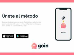goin app ahorrar
